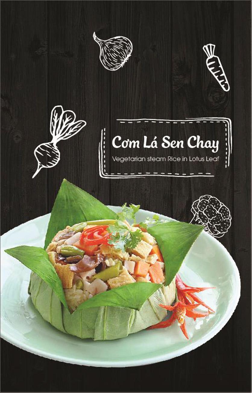 Menu Món Huế - AEON Mall Long Biên 4