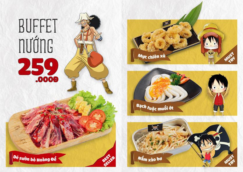 Menu One Piece – Nguyễn Chí Thanh  3