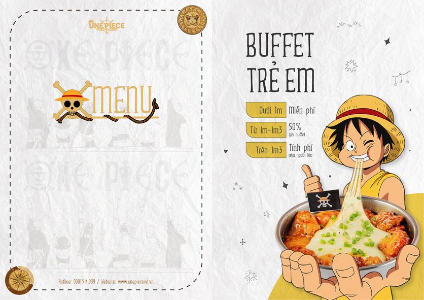 Menu One Piece – Nguyễn Chí Thanh  9