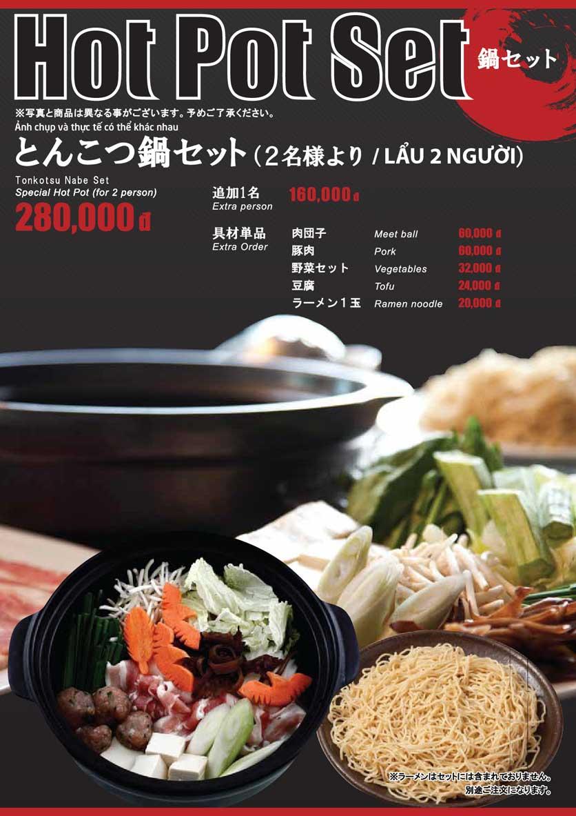 Menu Osaka Ramen - Phú Mỹ Hưng  14