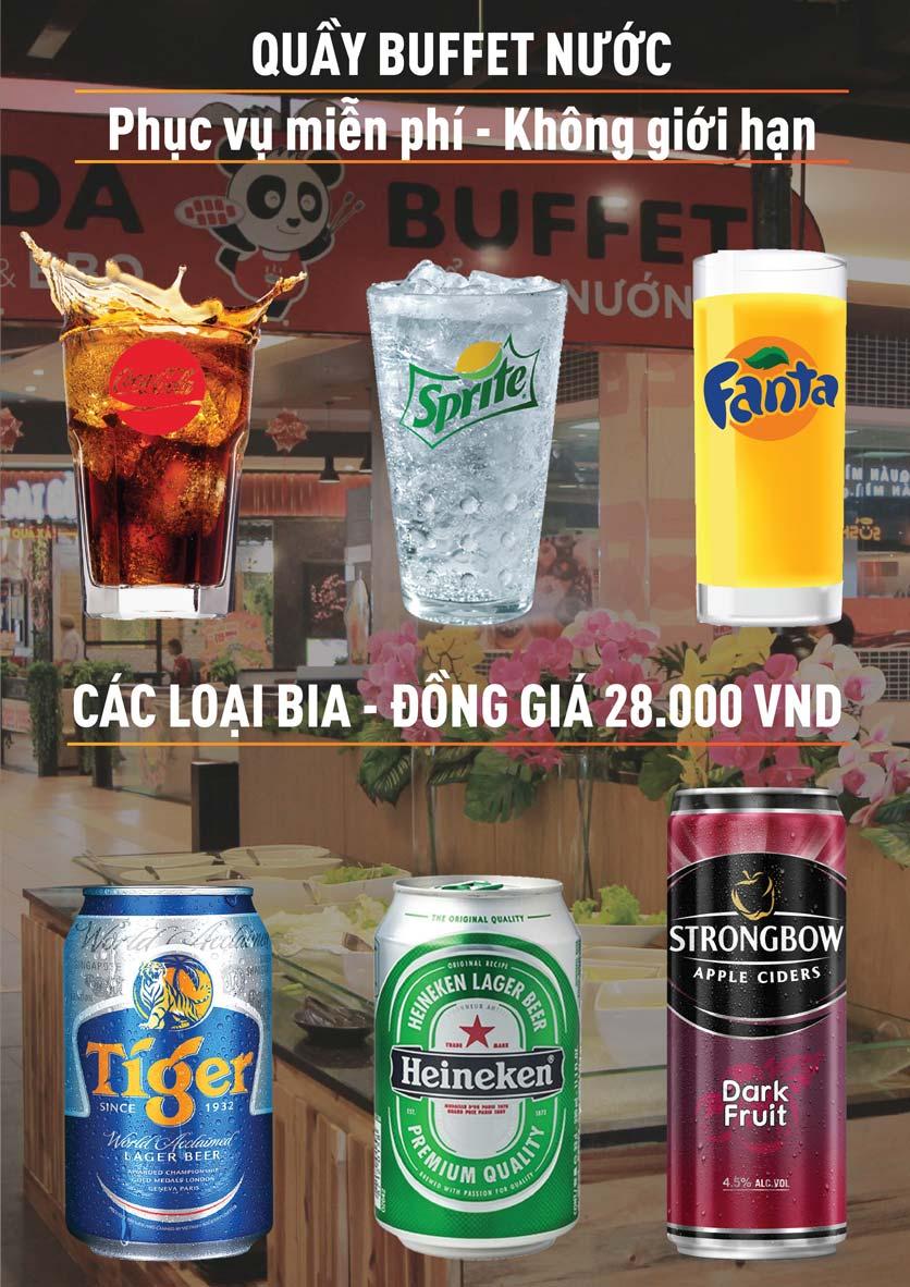Menu Panda Buffet - Aeon Mall Bình Tân    17