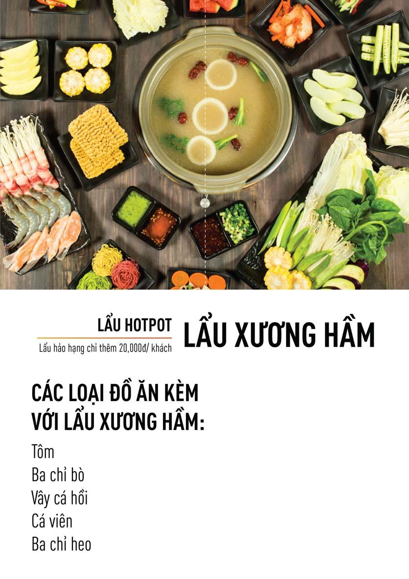 Menu Panda Buffet - Aeon Mall Bình Tân    19
