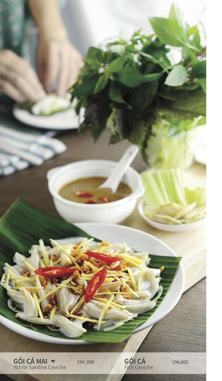 Menu Ẩm thực Hải sản RIVIA - Nguyễn Cư Trinh 11