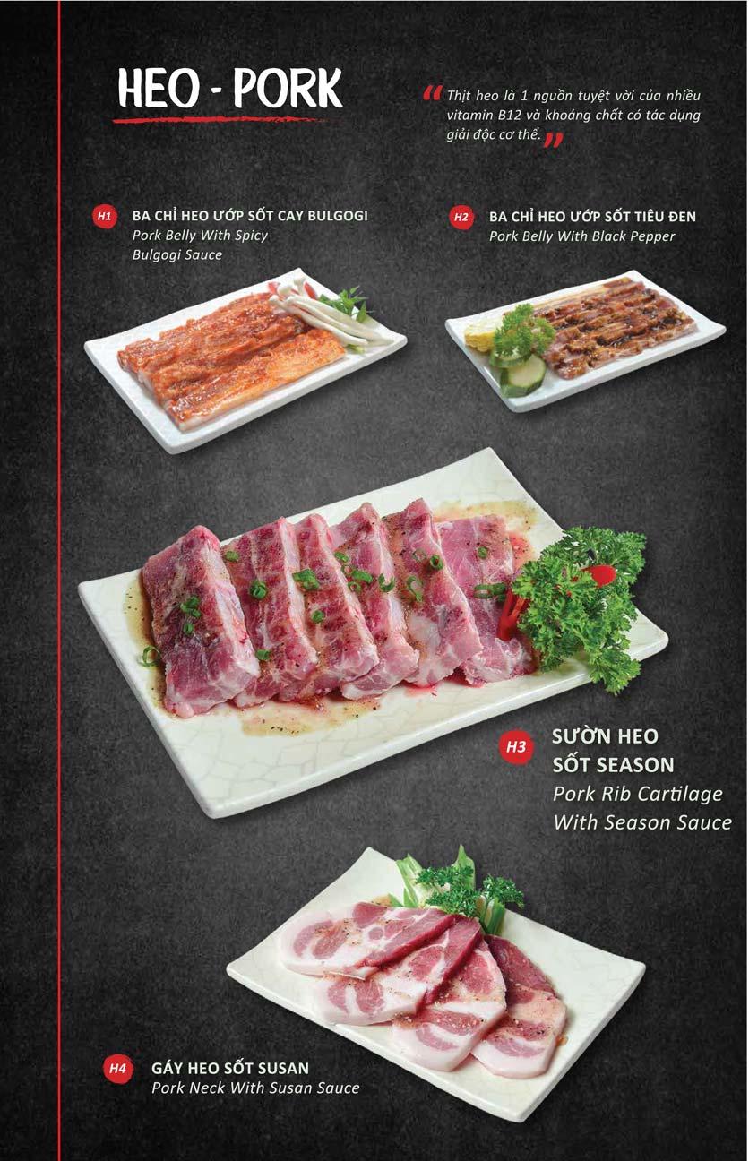 Menu Season BBQ - Bà Triệu 4