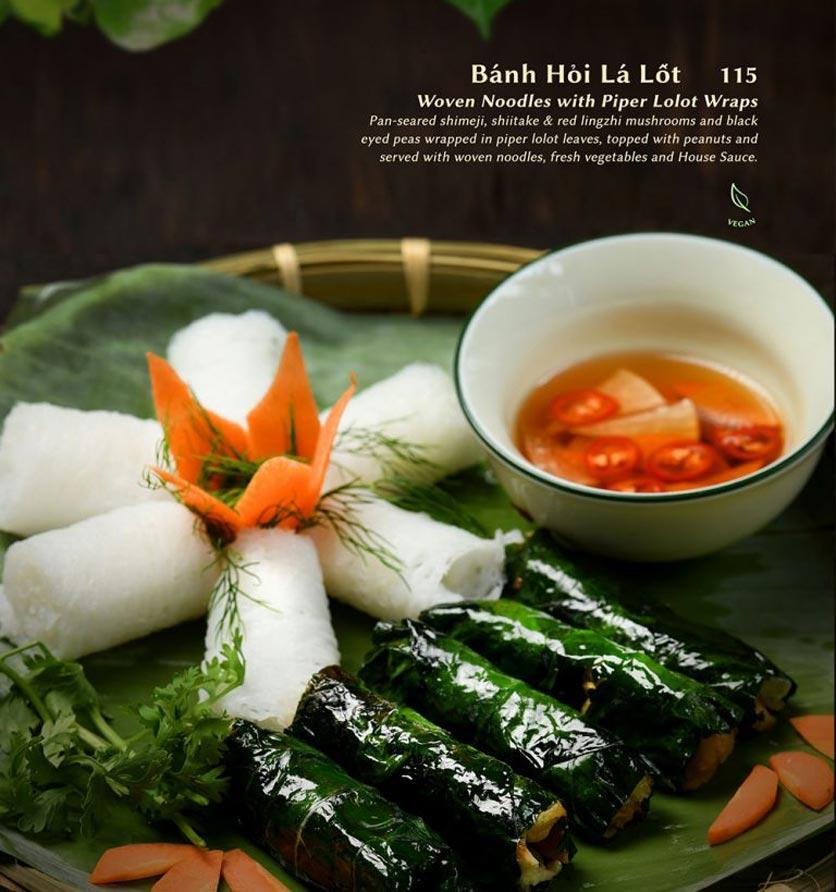 Menu Shamballa Vegetarian Restaurant & Tea House  10