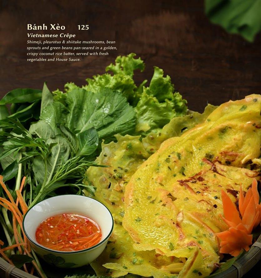 Menu Shamballa Vegetarian Restaurant & Tea House  11