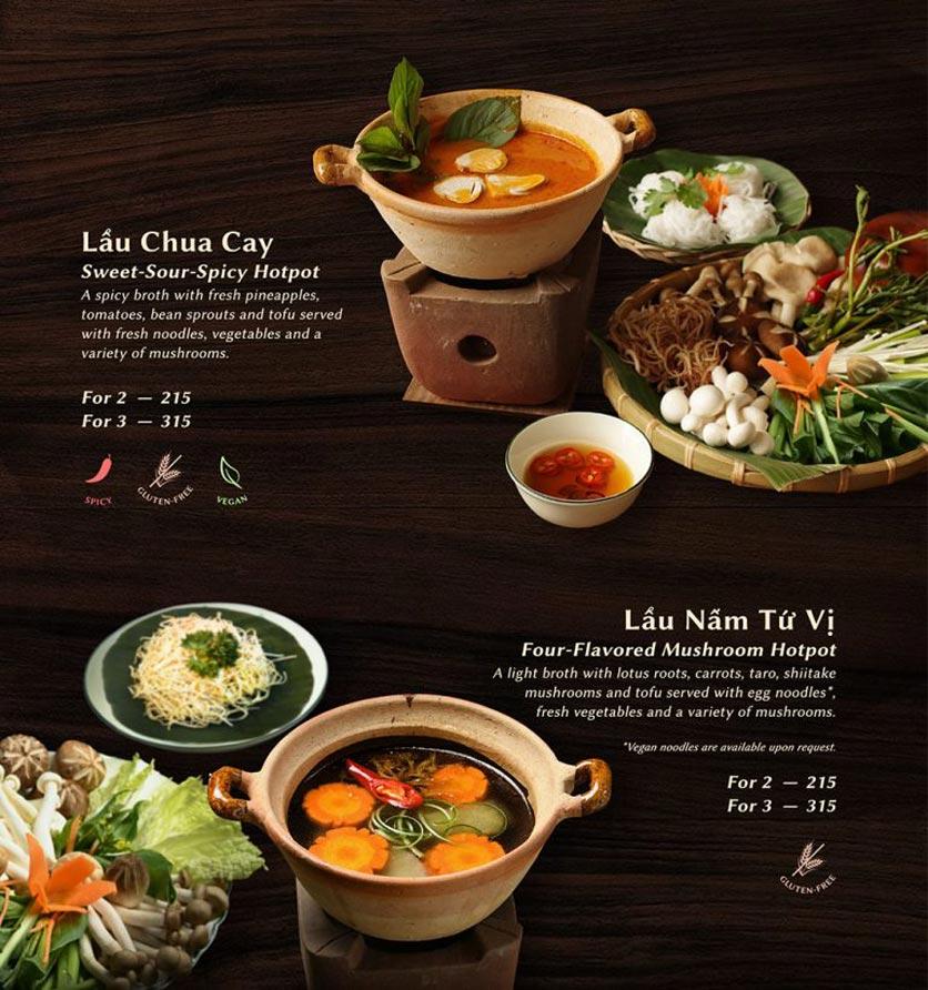 Menu Shamballa Vegetarian Restaurant & Tea House  19