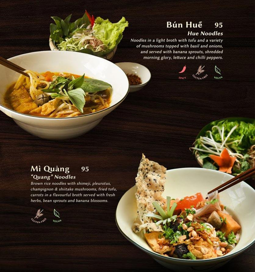 Menu Shamballa Vegetarian Restaurant & Tea House  20