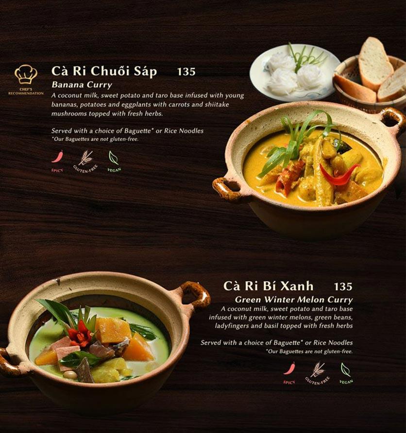 Menu Shamballa Vegetarian Restaurant & Tea House  21