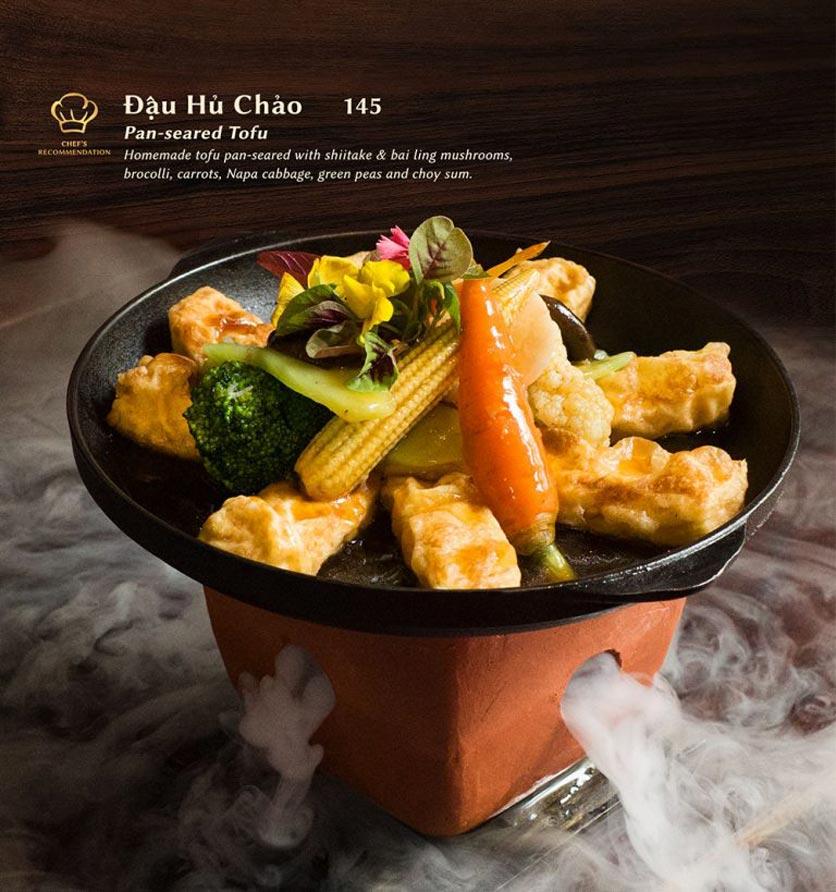 Menu Shamballa Vegetarian Restaurant & Tea House  25