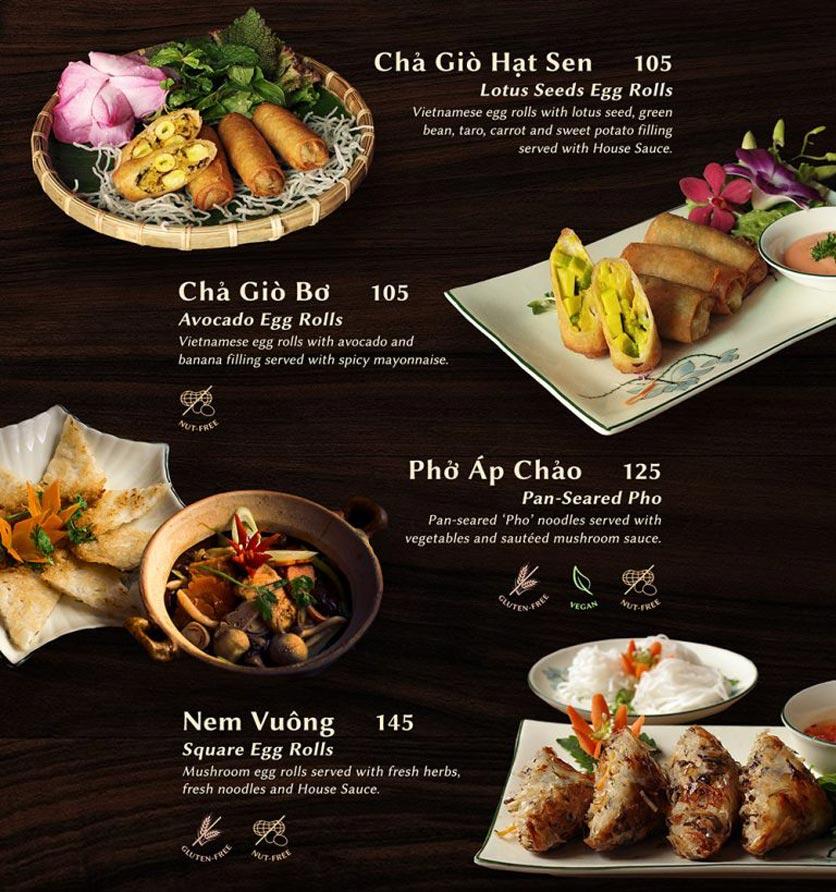 Menu Shamballa Vegetarian Restaurant & Tea House  28