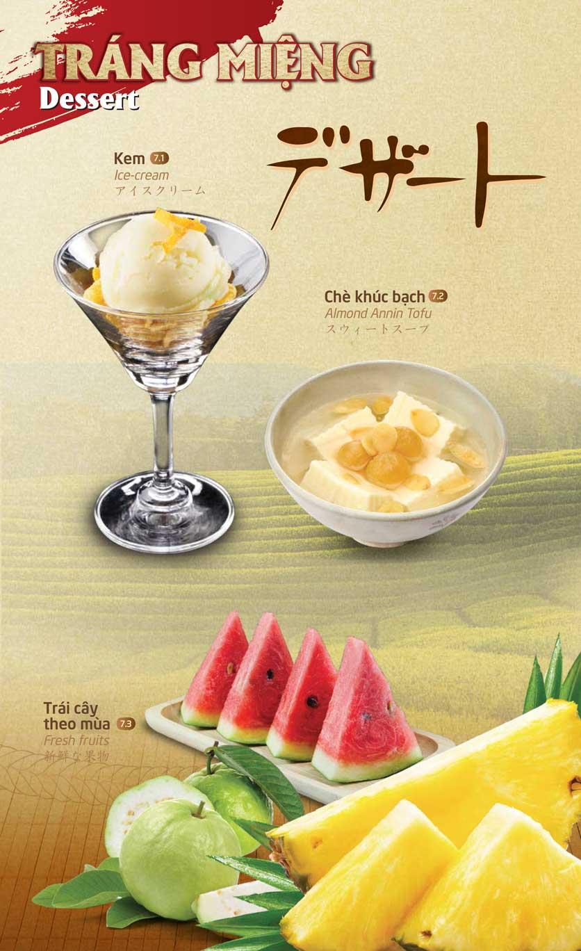 Menu SumoBBQ - Nguyễn Văn Lộc 16