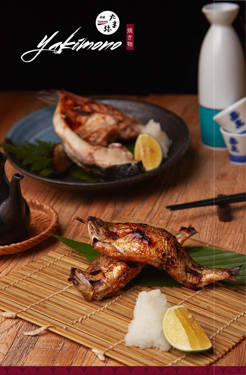 Menu Tamaya Japanese Restaurant - Hai Bà Trưng 26