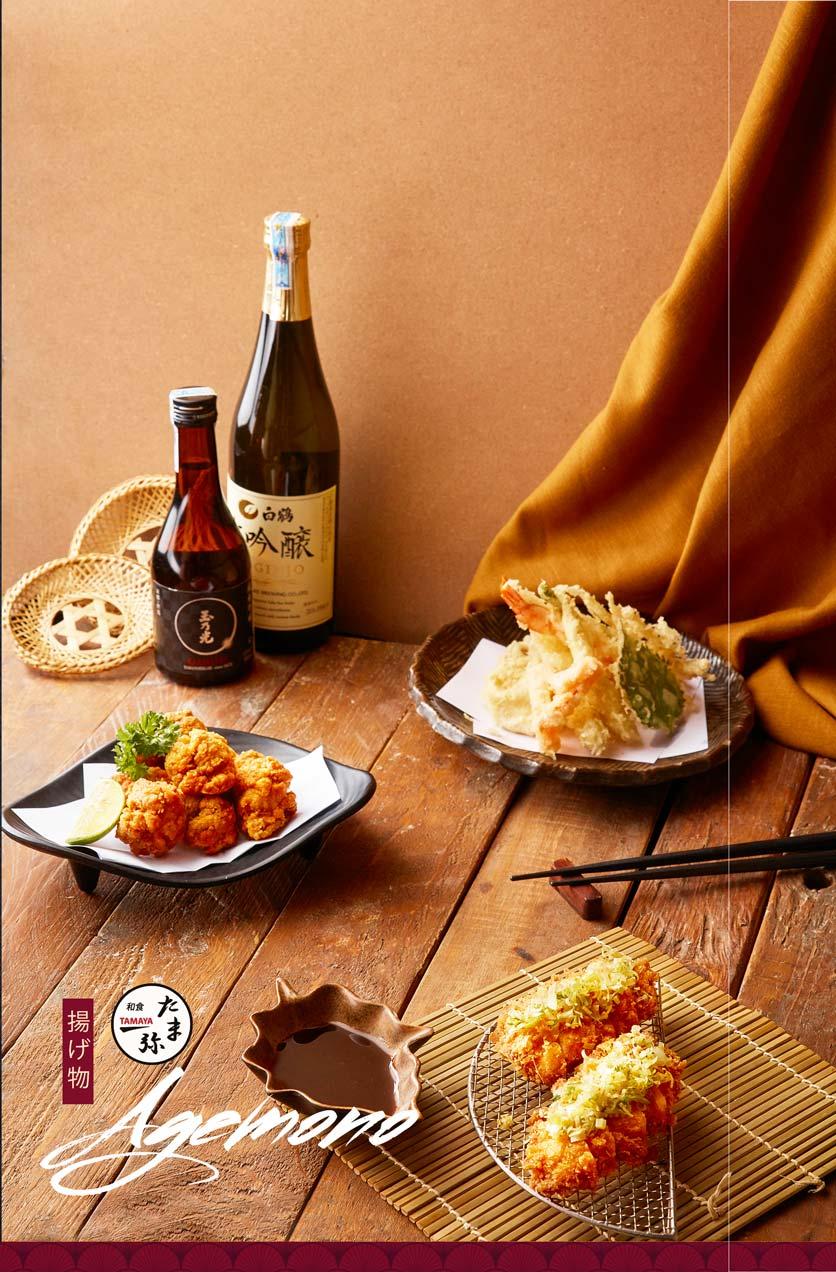 Menu Tamaya Japanese Restaurant - Hai Bà Trưng 33