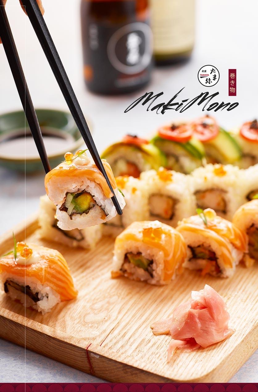 Menu Tamaya Japanese Restaurant - Hai Bà Trưng 8