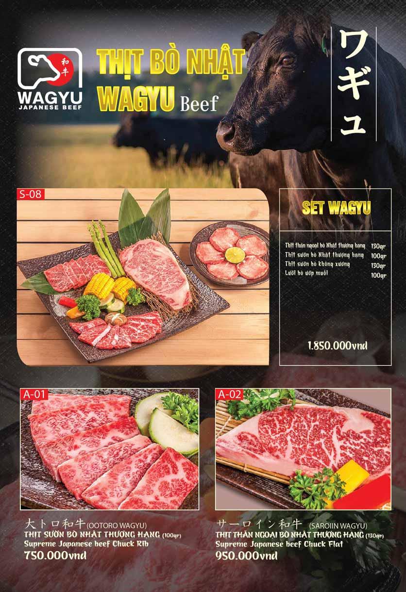 Menu Tokori BBQ - Ngô Quyền 26