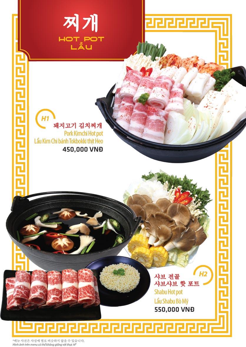 Menu Ulsan BBQ - Thái Văn Lung 16