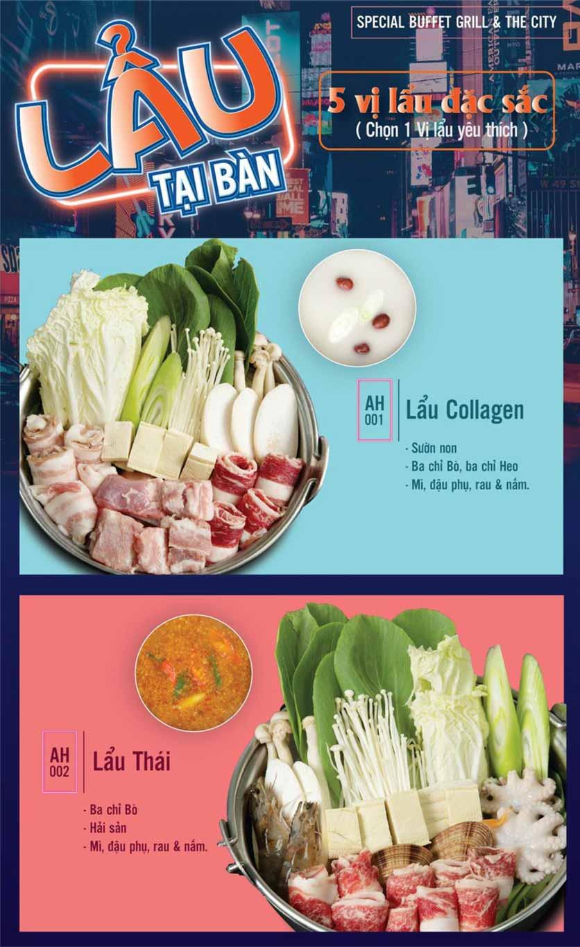 Menu Urban BBQ - Nguyễn Bỉnh Khiêm 13