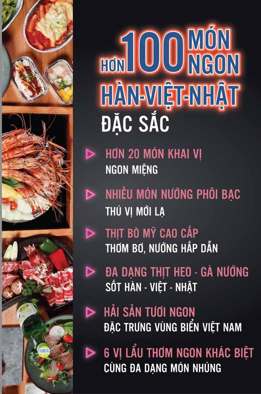 Menu Urban BBQ - Nguyễn Bỉnh Khiêm 15