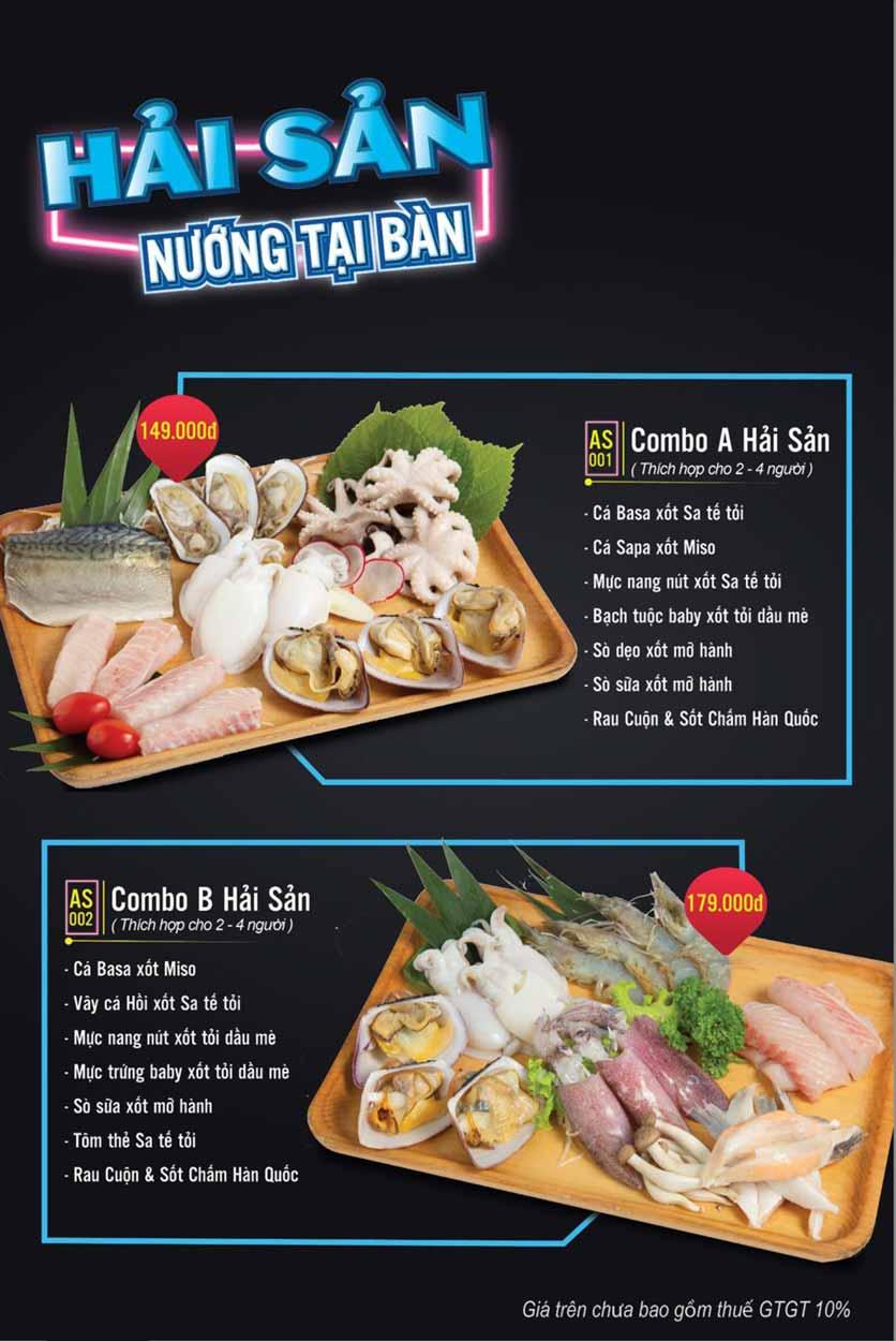 Menu Urban BBQ - Nguyễn Bỉnh Khiêm 25