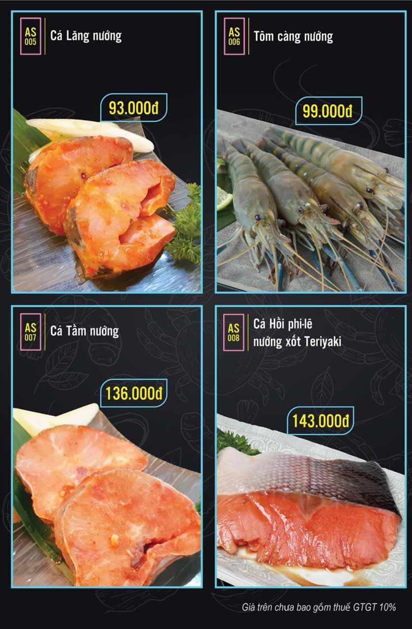 Menu Urban BBQ - Nguyễn Bỉnh Khiêm 27