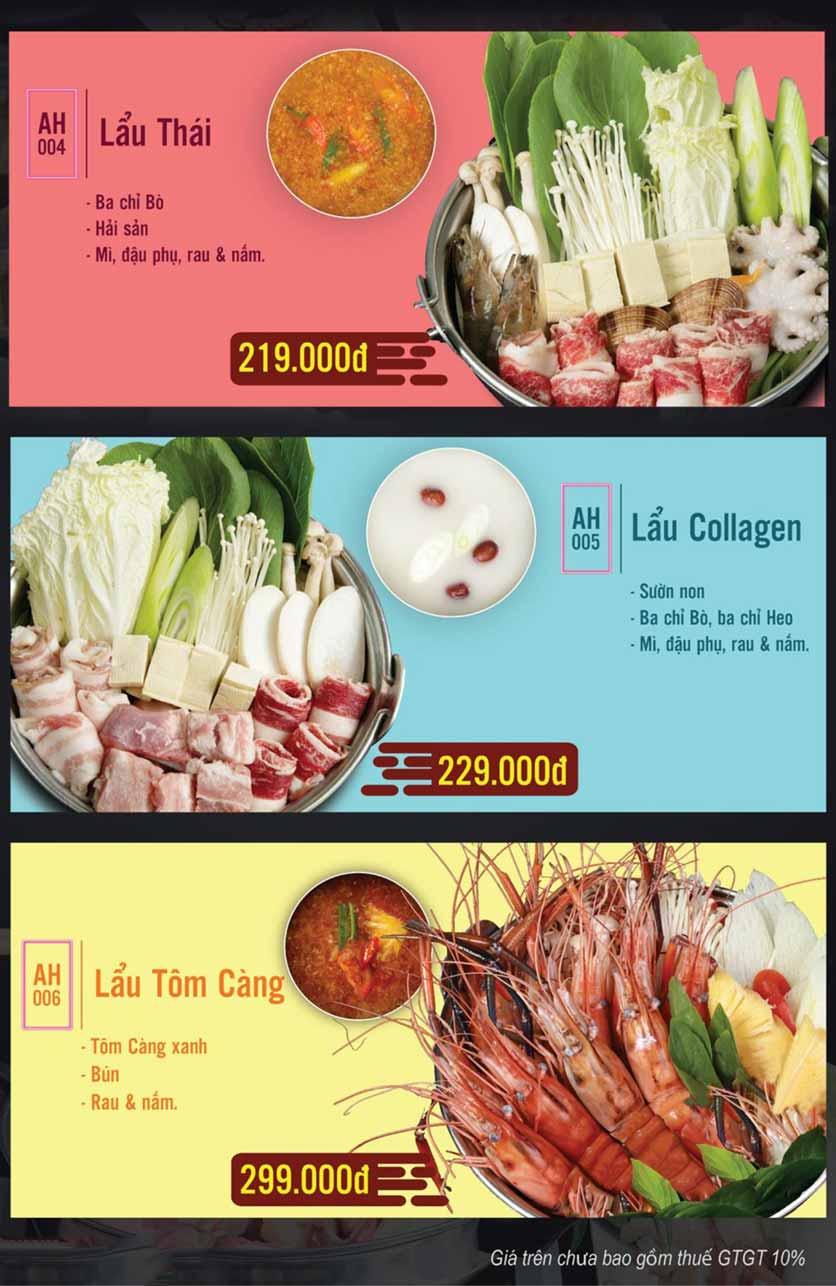 Menu Urban BBQ - Nguyễn Bỉnh Khiêm 30