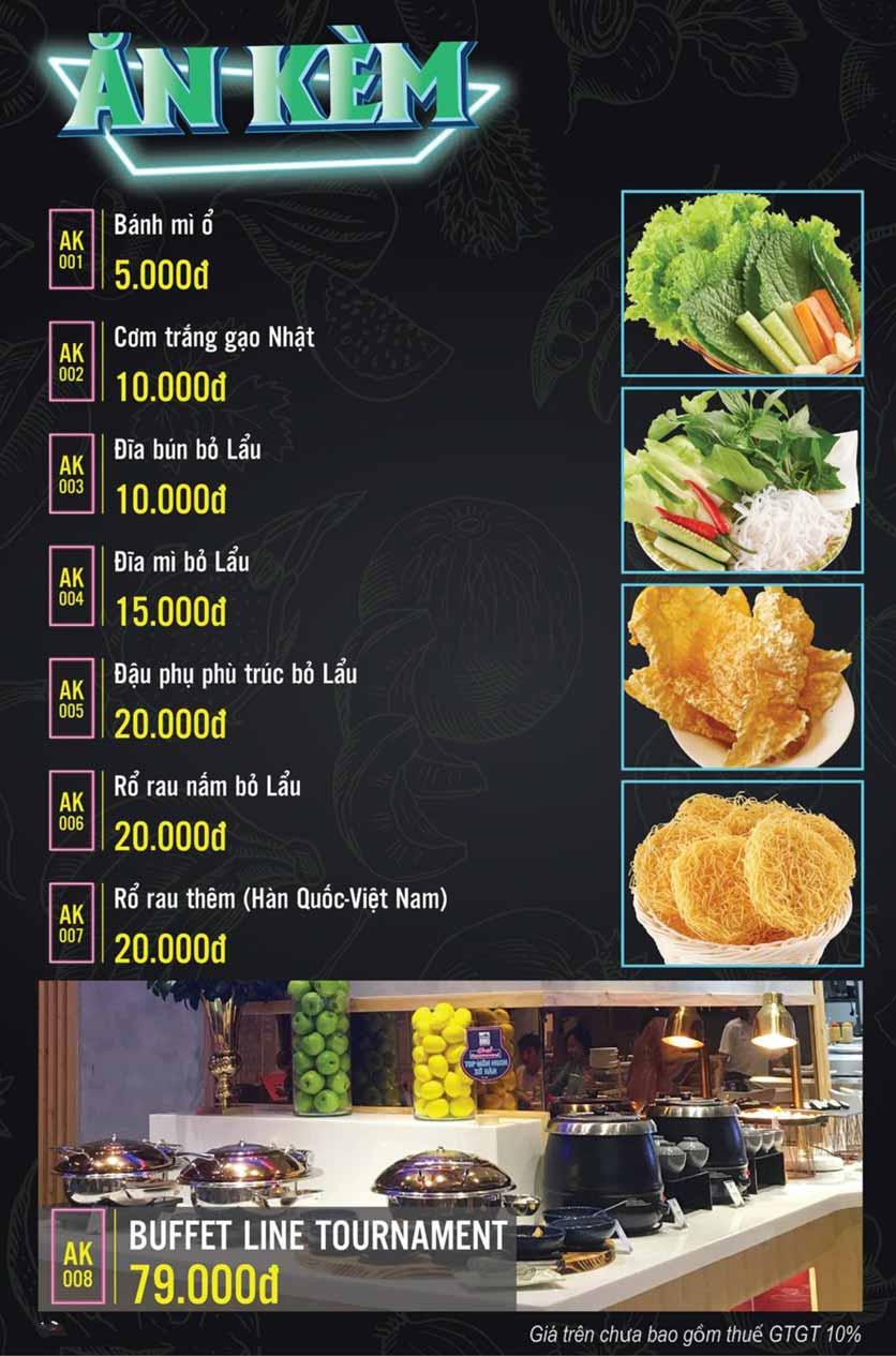 Menu Urban BBQ - Nguyễn Bỉnh Khiêm 31