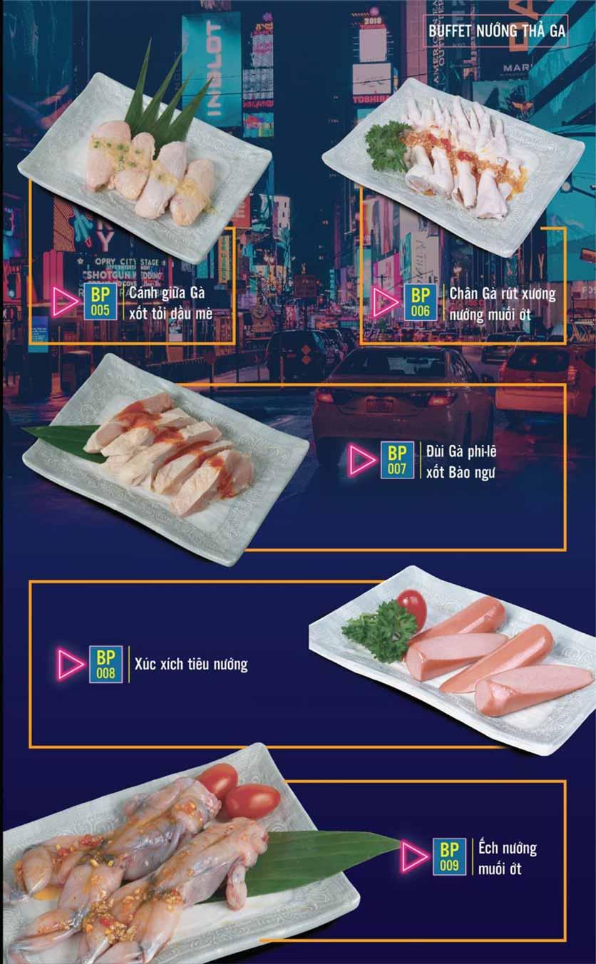 Menu Urban BBQ - Nguyễn Bỉnh Khiêm 8