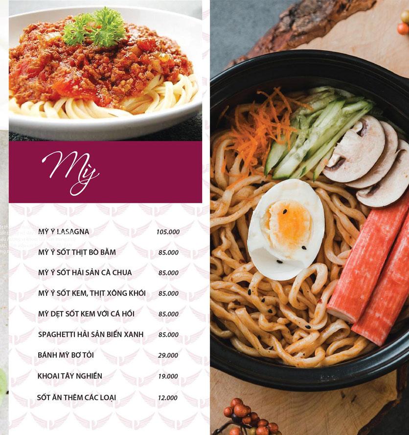 Menu Vân Hoàng Group – Restaurant & Wine Shop – Văn Quán  10