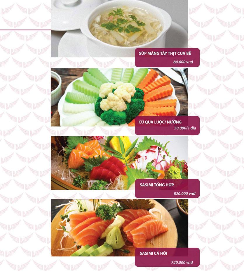 Menu Vân Hoàng Group – Restaurant & Wine Shop – Văn Quán  12