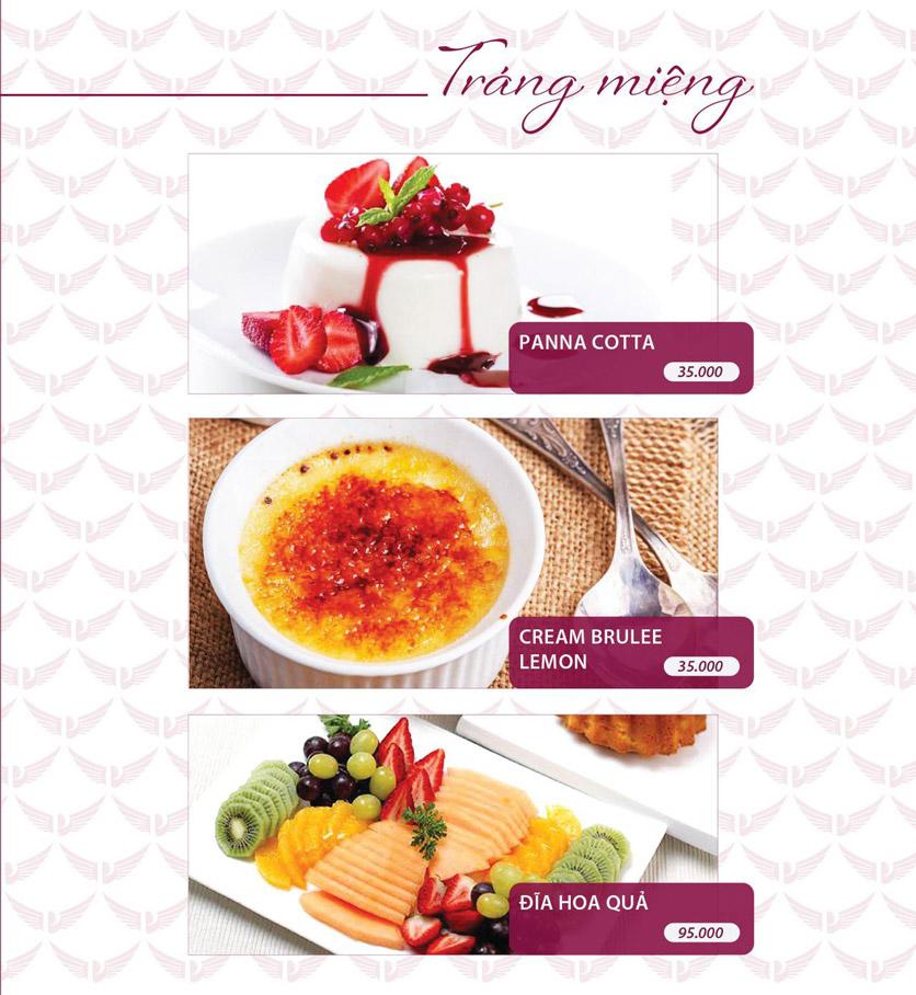 Menu Vân Hoàng Group – Restaurant & Wine Shop – Văn Quán  16