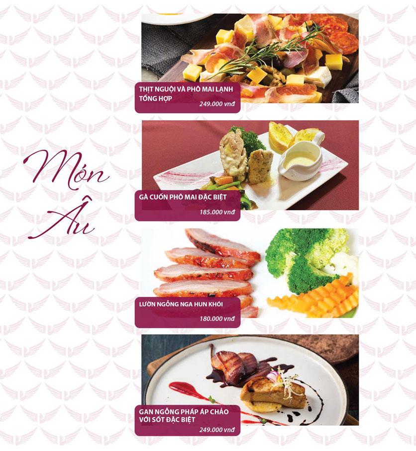 Menu Vân Hoàng Group – Restaurant & Wine Shop – Văn Quán  3