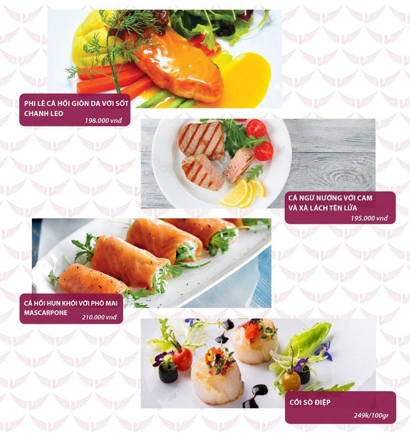 Menu Vân Hoàng Group – Restaurant & Wine Shop – Văn Quán  4