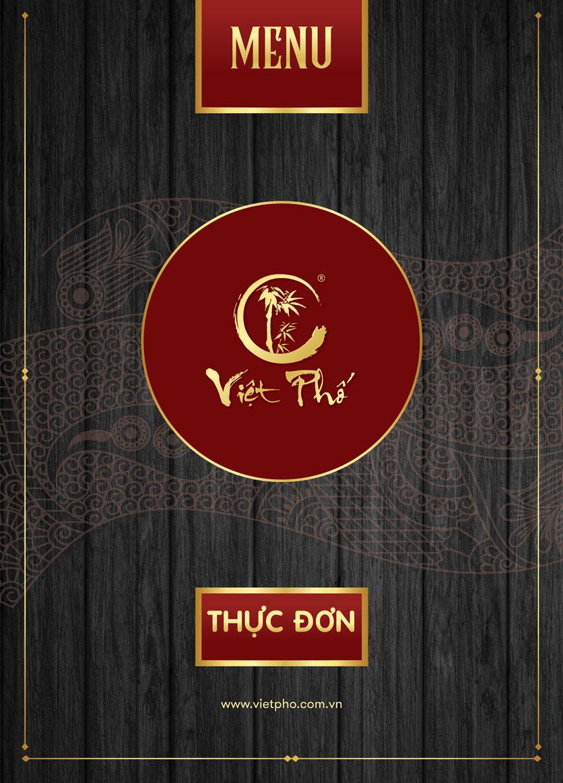 Menu Việt Phố - 47,49 Lê Quý Đôn  1