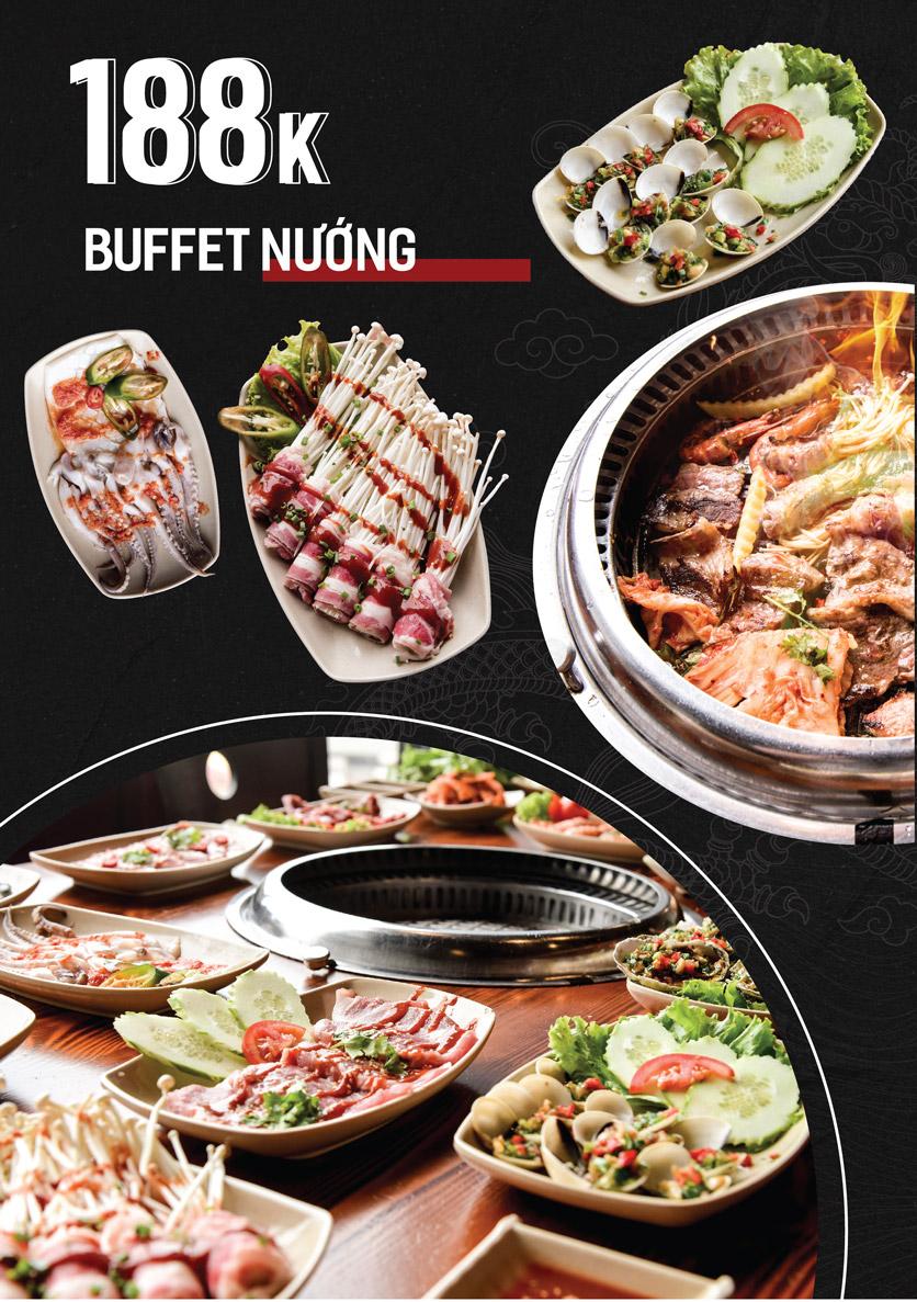 Menu Yuán BBQ & Hotpot - 302 Cầu Giấy 2