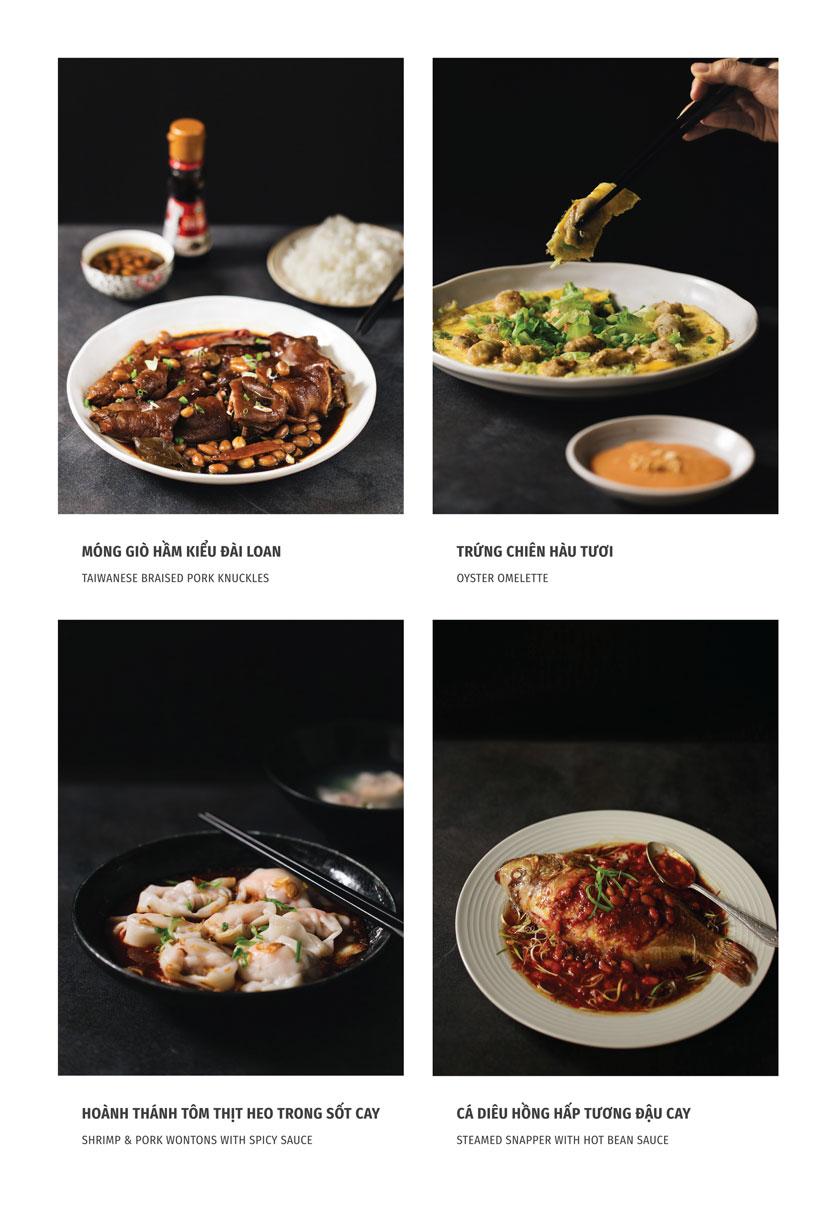 Menu Yu Tang Dining - Big C Thăng Long  6