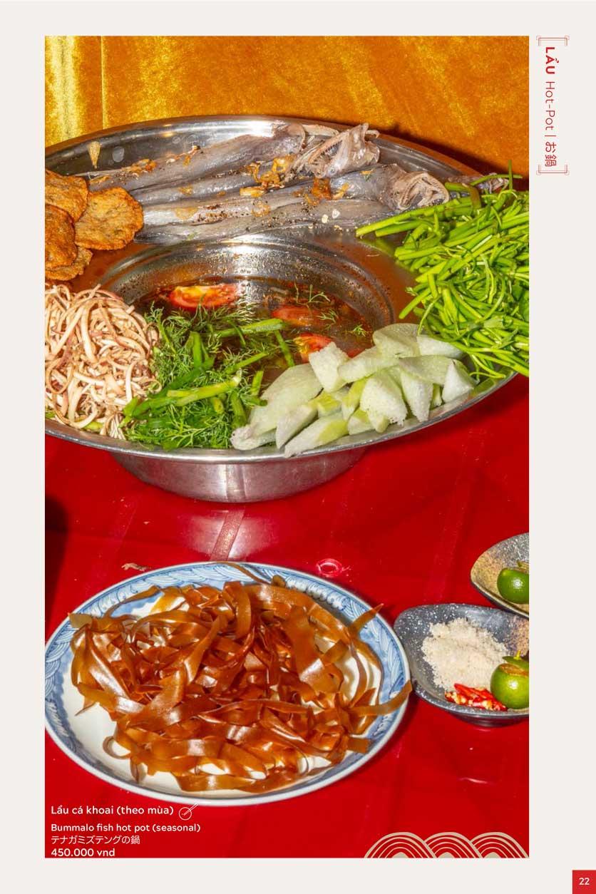 Menu An Biên Eatery – Triệu Việt Vương 14