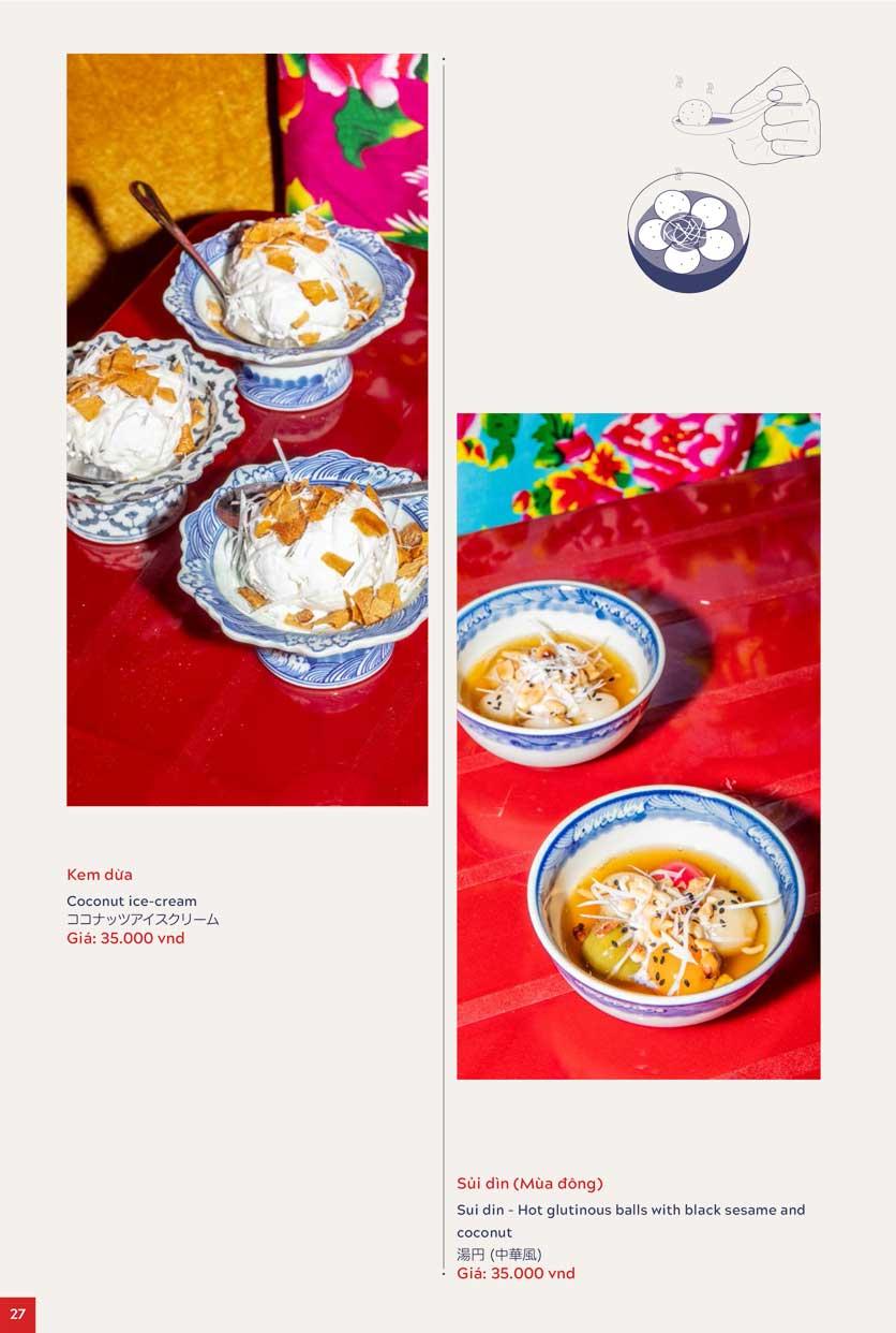 Menu An Biên Eatery – Triệu Việt Vương 18