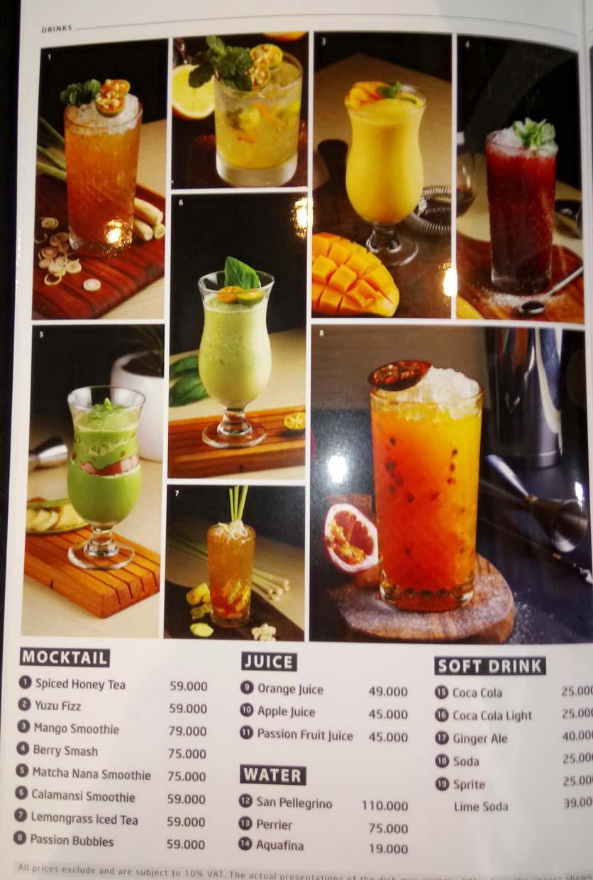 Menu Basta Hiro – Pizza & Pasta – Saigon Centre 5