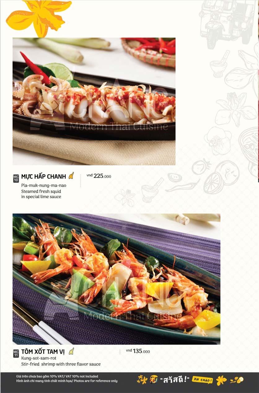 Menu Chang - Phan Xích Long  10