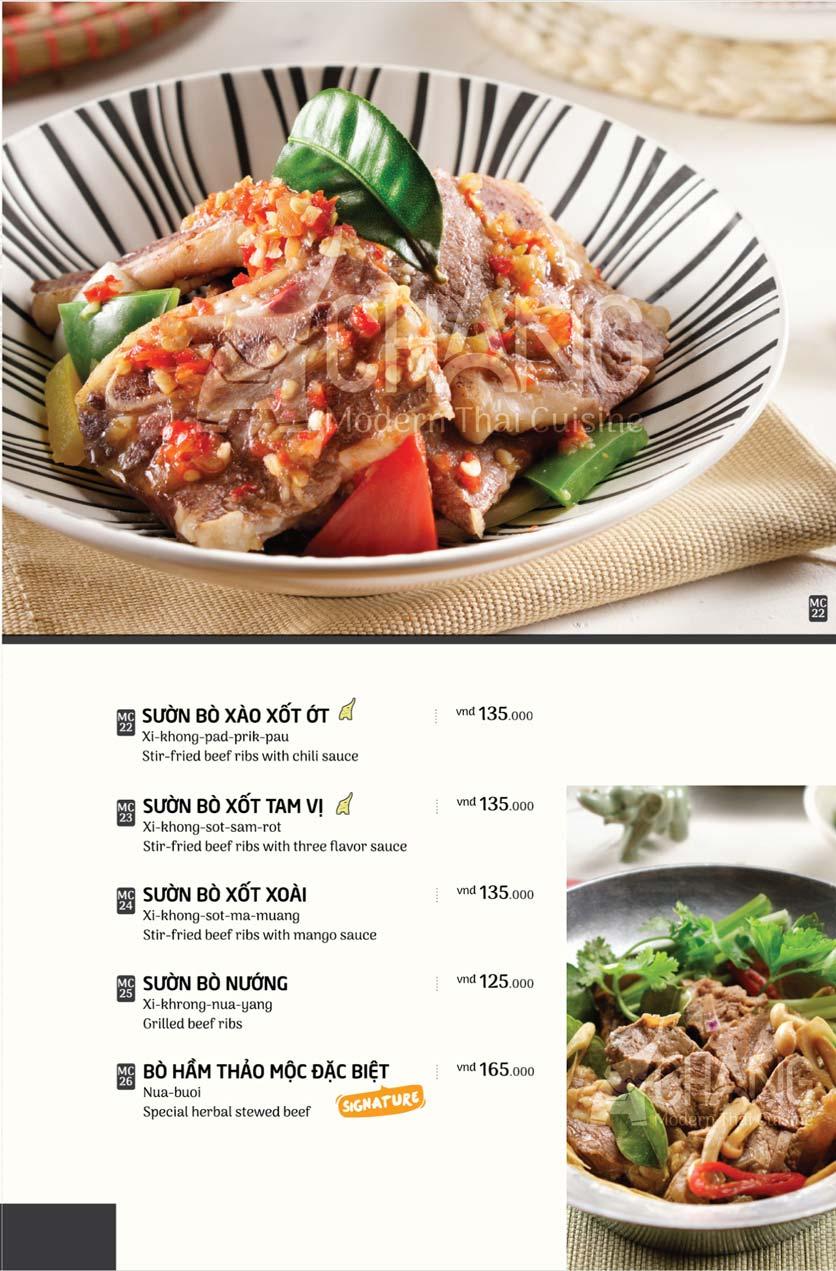 Menu Chang - Phan Xích Long  13