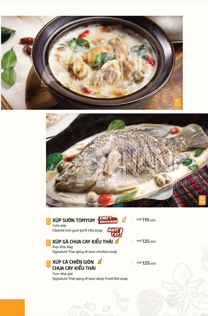 Menu Chang - Phan Xích Long  15