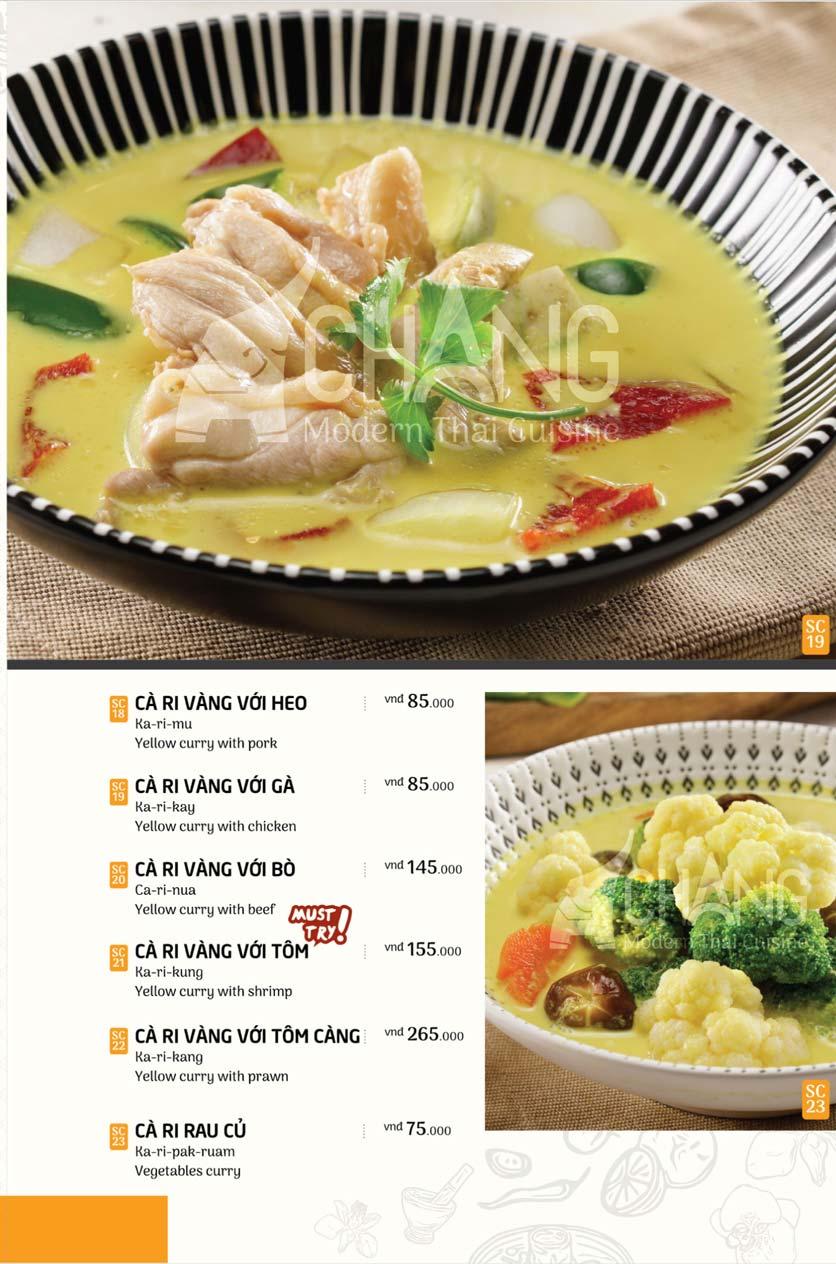 Menu Chang - Phan Xích Long  18