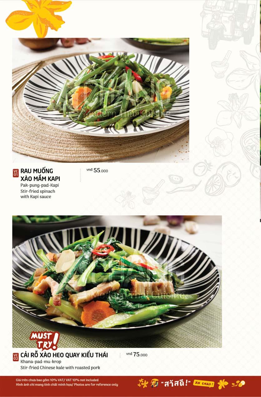 Menu Chang - Phan Xích Long  22