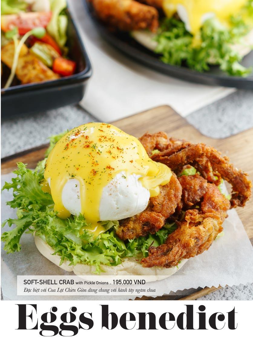 Menu The Diner V - Nguyễn Đình Chiểu 2