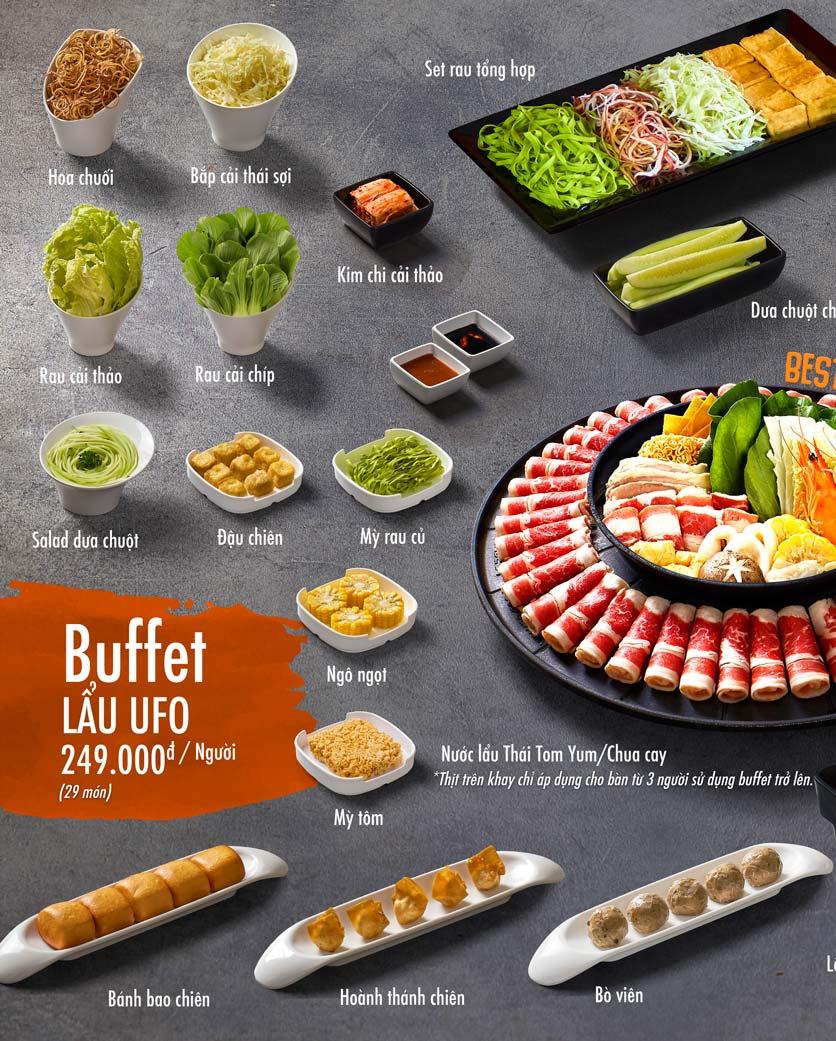 Menu Food House - Nam Kỳ Khởi Nghĩa  2