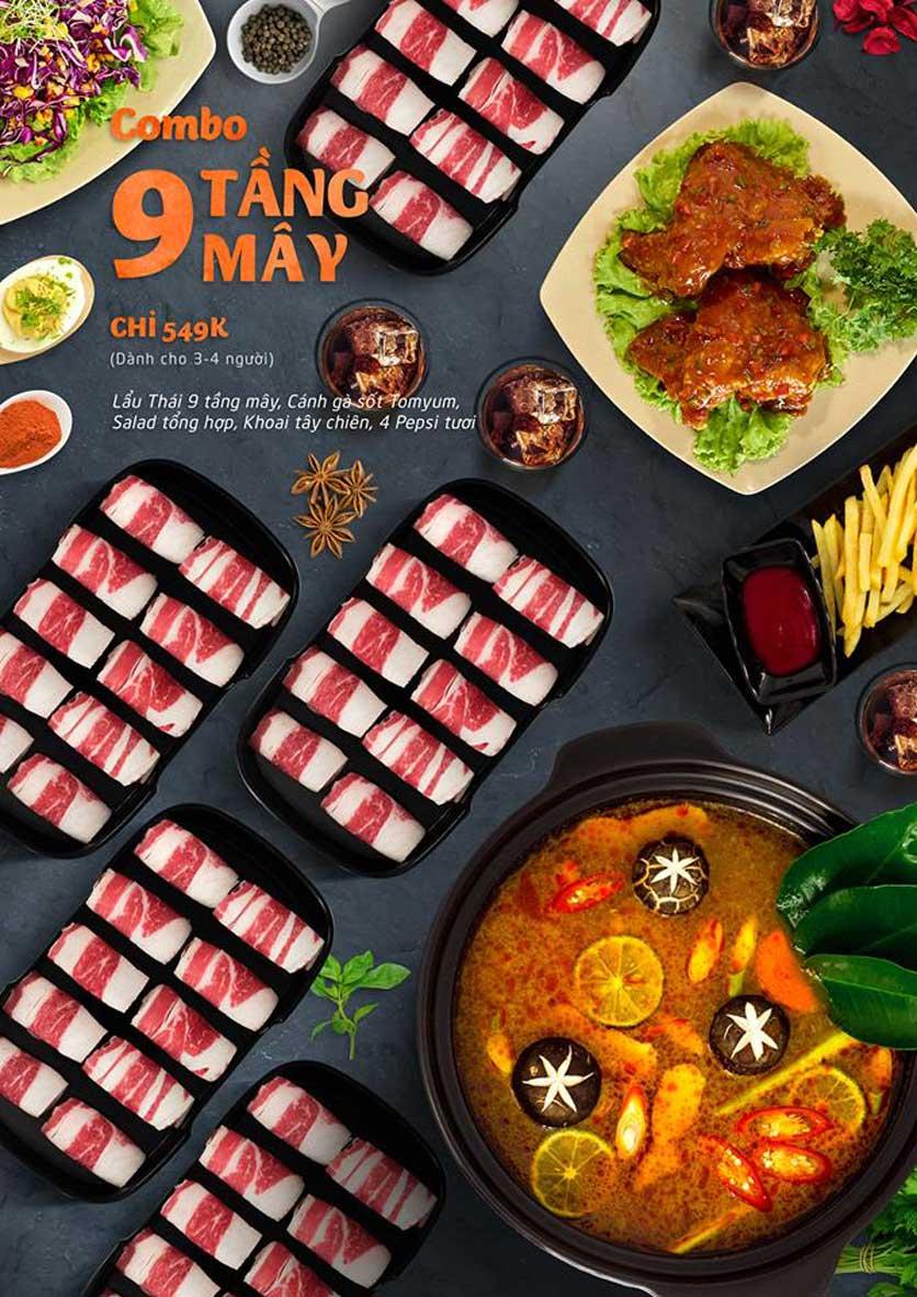 Menu Food Center – Trần Phú 2