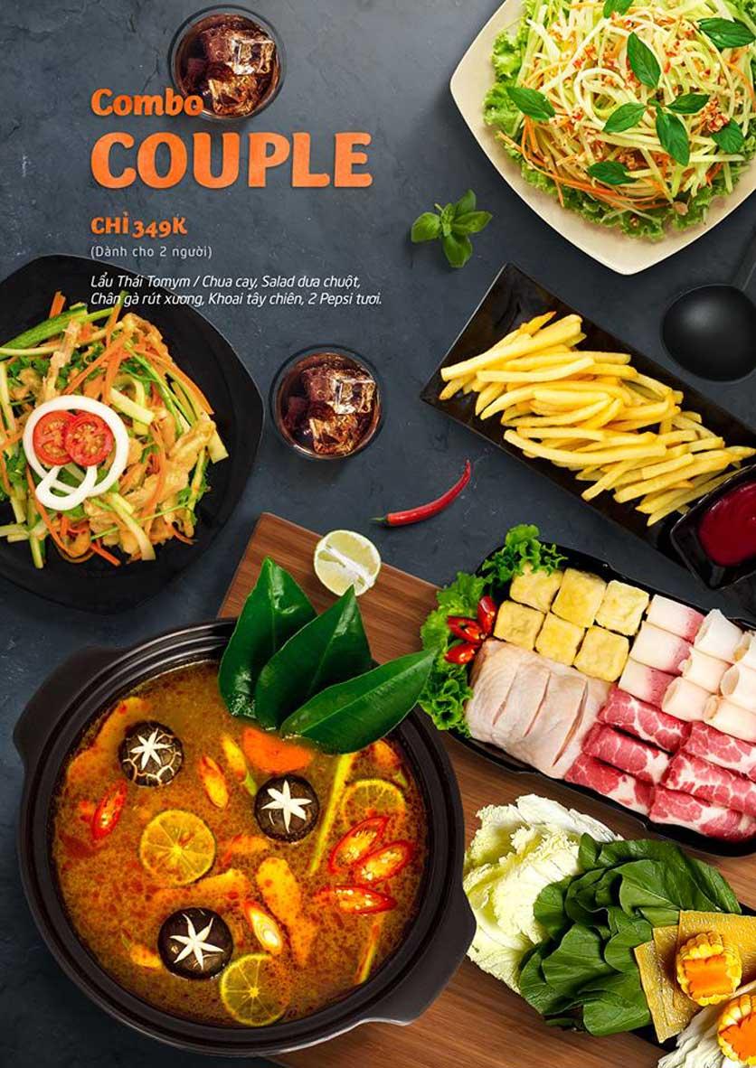 Menu Food Center – Trần Phú 3