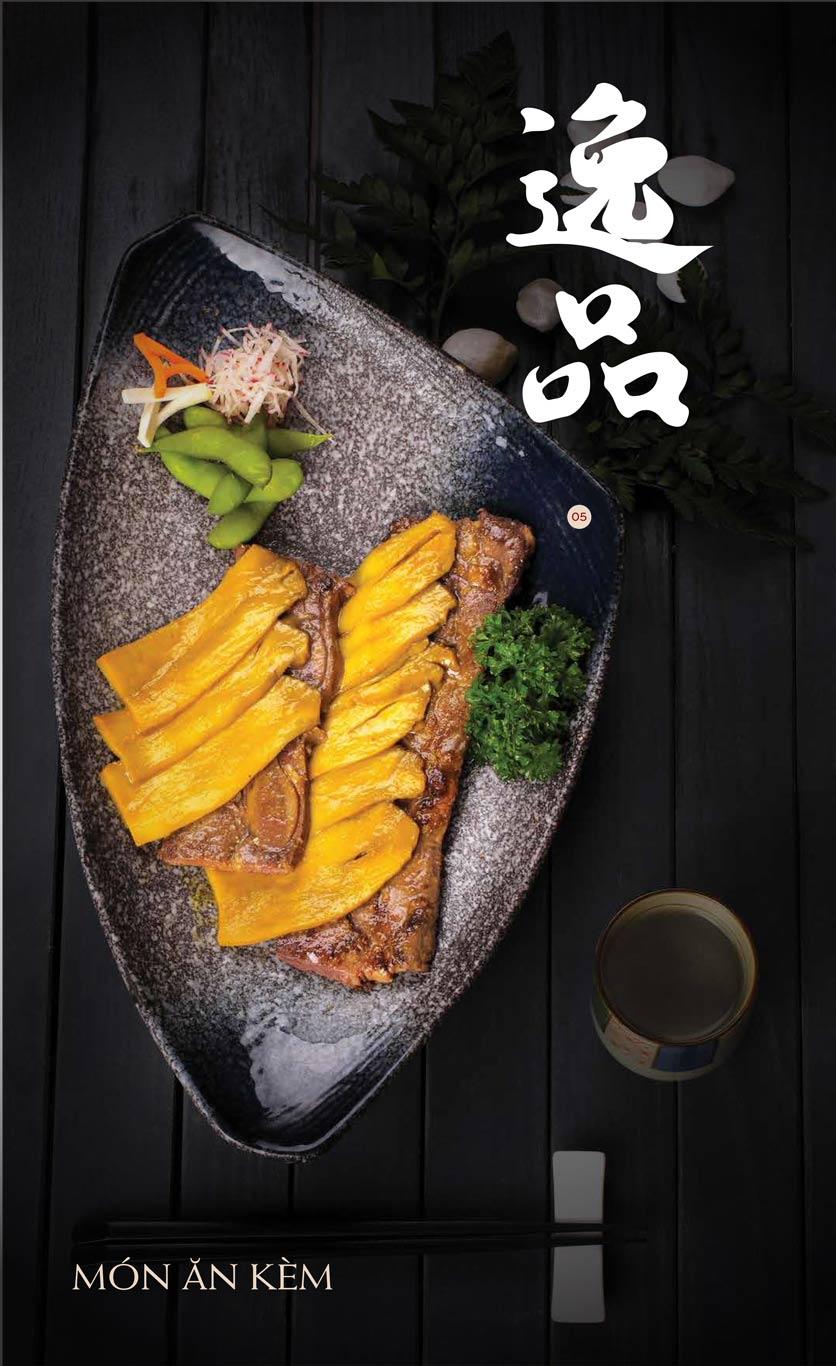 Menu Lẩu Nấm Ashima - Hoàng Đạo Thúy  3