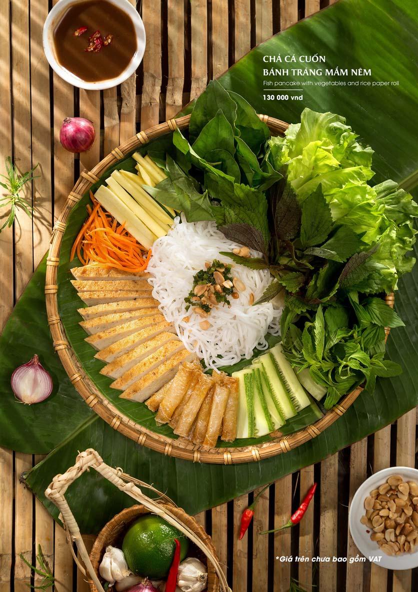 Menu Gánh - Đặc Sản Nha Trang - Landmark 81 10
